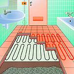materialien f r ausbauarbeiten trockenestrich bad. Black Bedroom Furniture Sets. Home Design Ideas